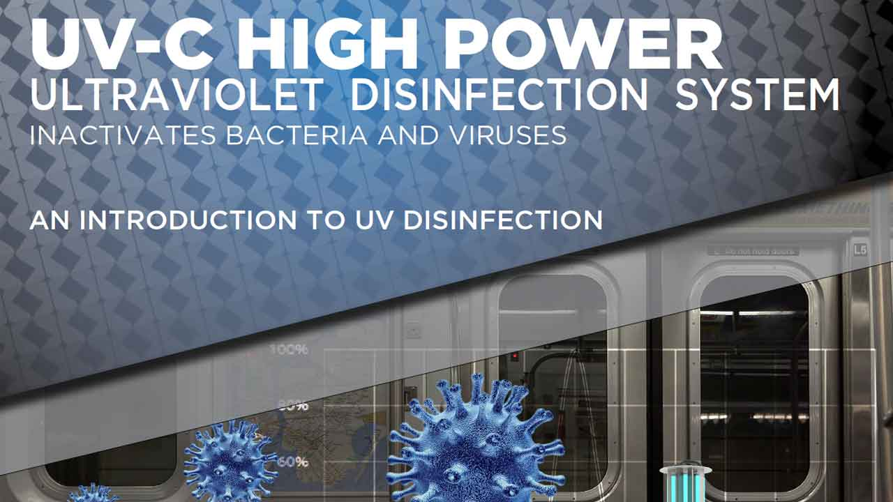 UV-C Disinfection System